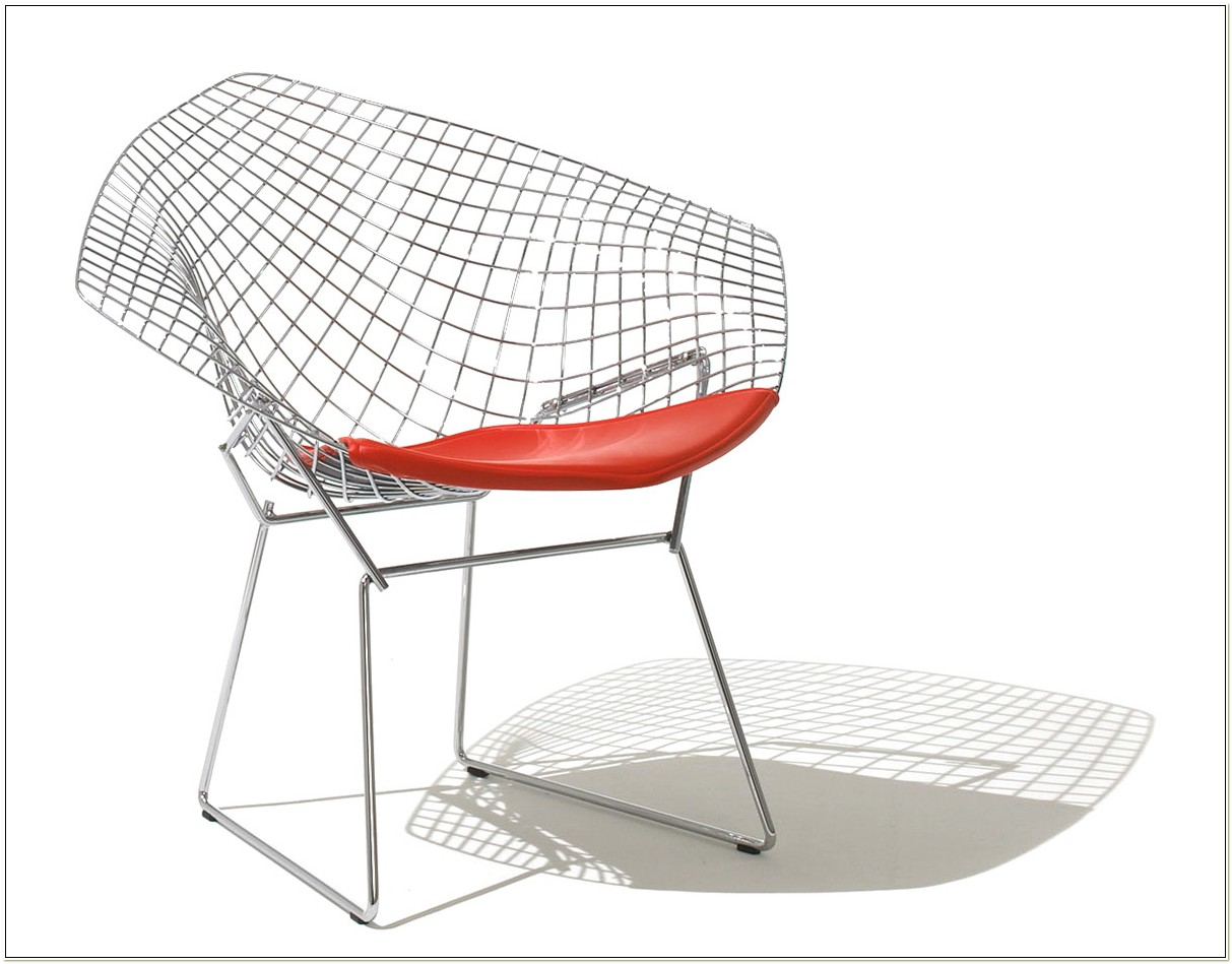 Knoll Bertoia Diamond Chair Pad