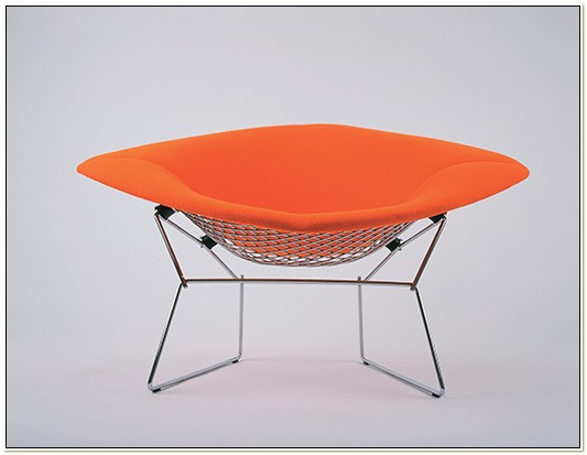 Knoll Bertoia Large Diamond Chair