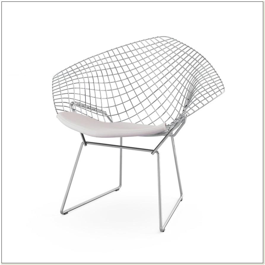 Knoll International Bertoia Diamond Chair