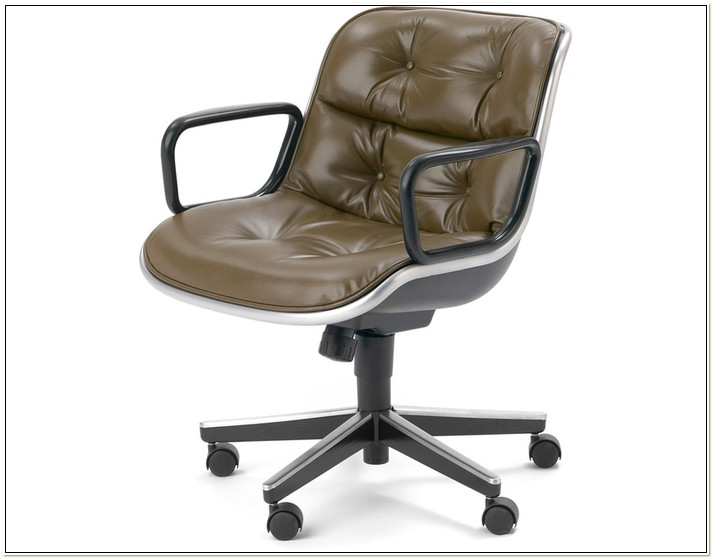 Knoll Pollock Executive Chair Reproduction