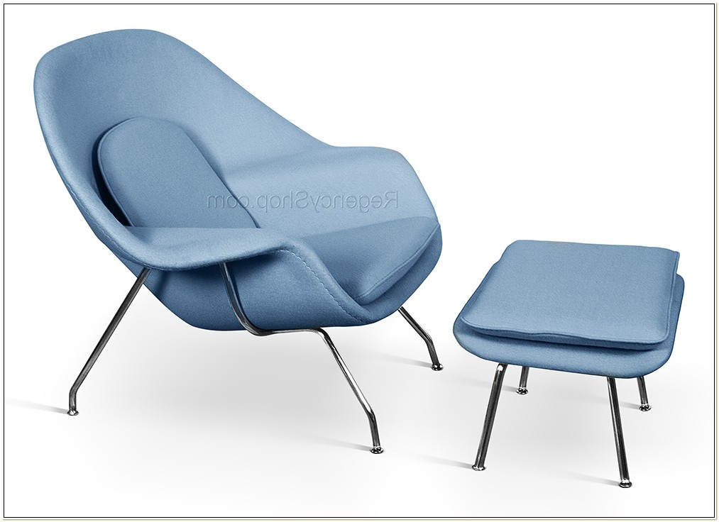 Knoll Womb Chair Replica