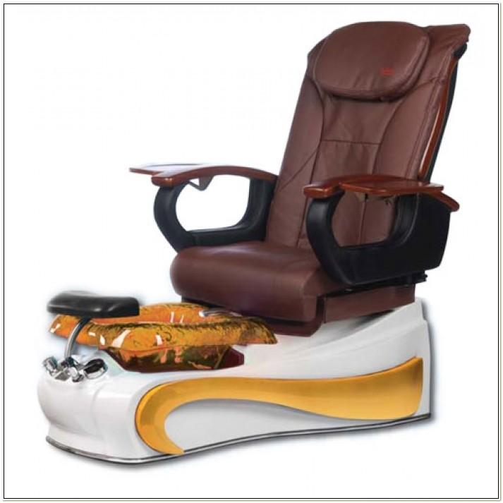 La Fleur Ii Pedicure Chair