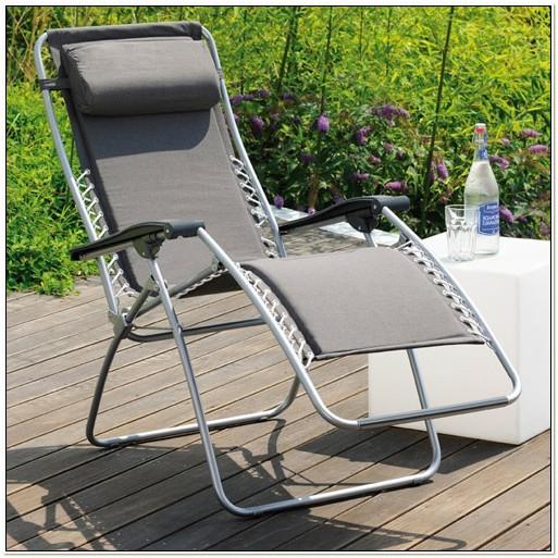 Lafuma Padded Zero Gravity Chair