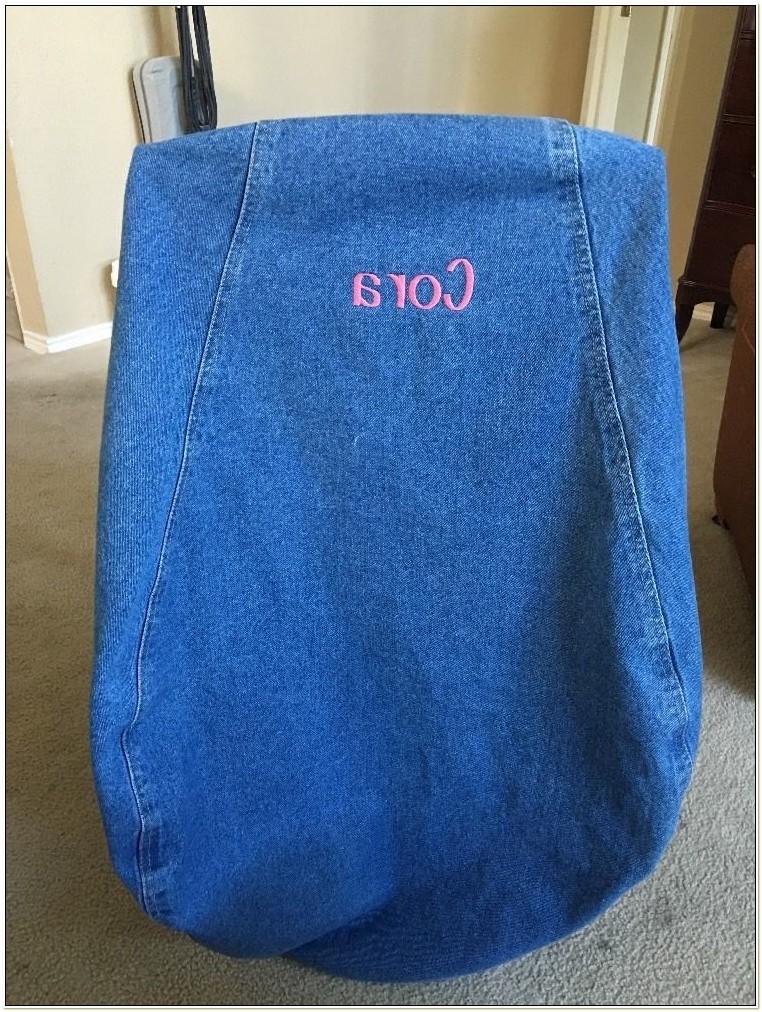 Lands End Bean Bag Chair Cover