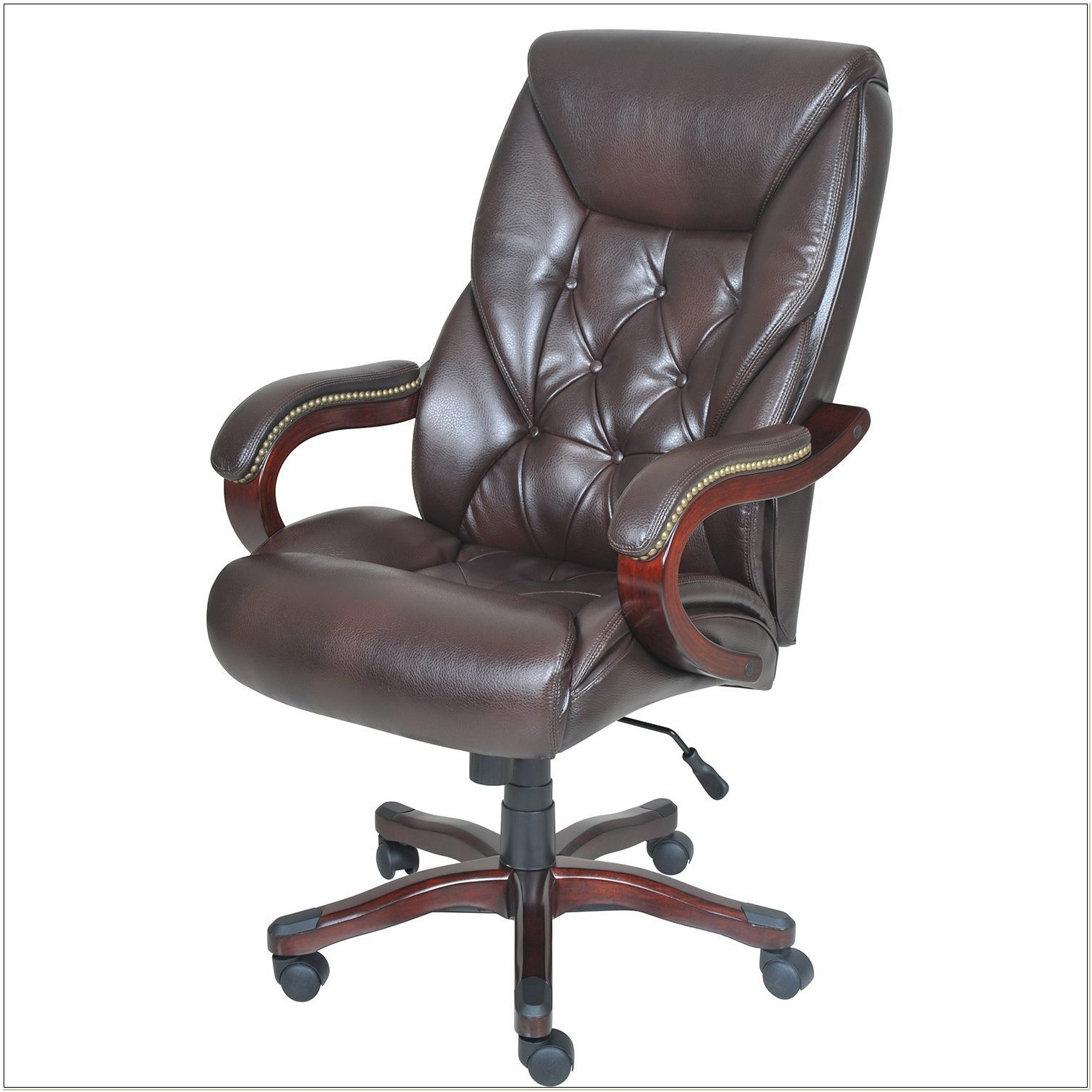 Lane Leather High Back Executive Chair