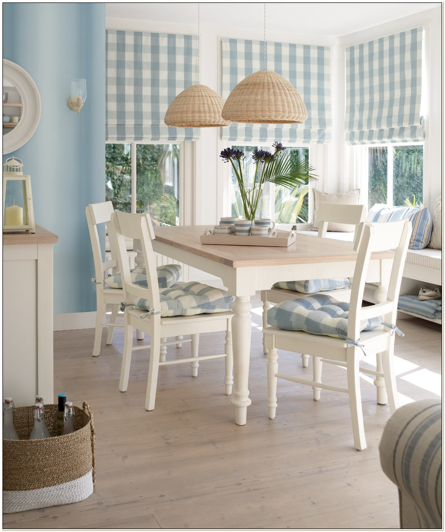 Laura Ashley Dining Chair Seat Pads