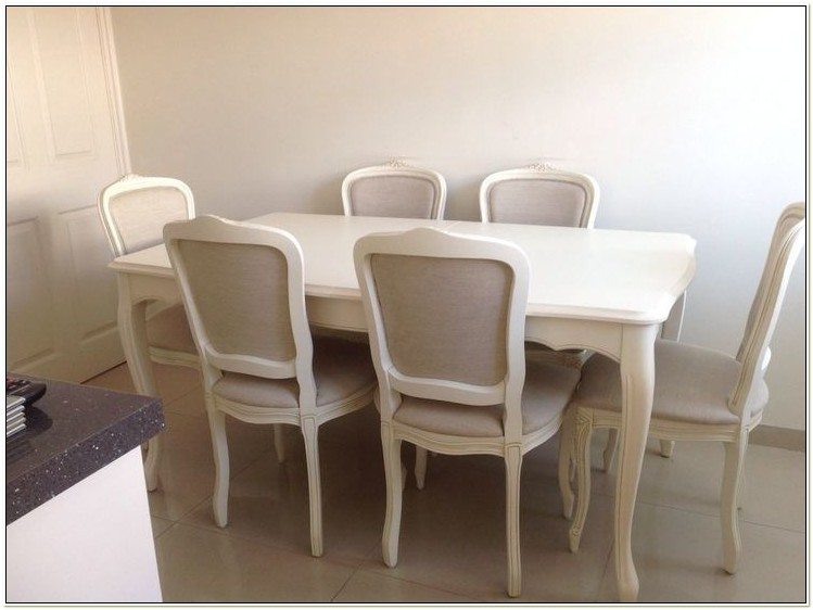 Laura Ashley Dining Table Chairs