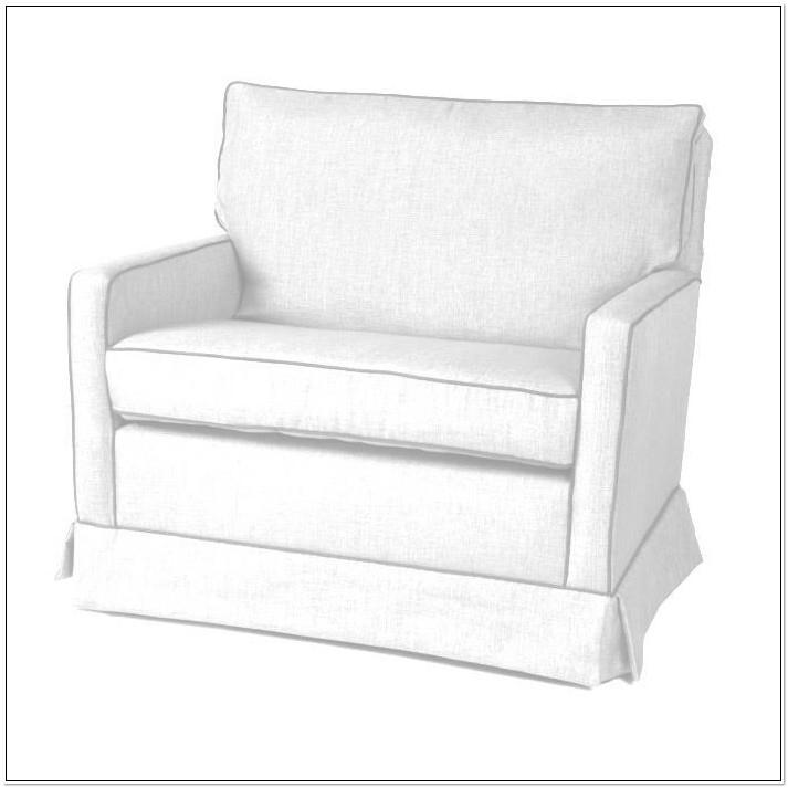 Lauren Double Glider Chair Nursery