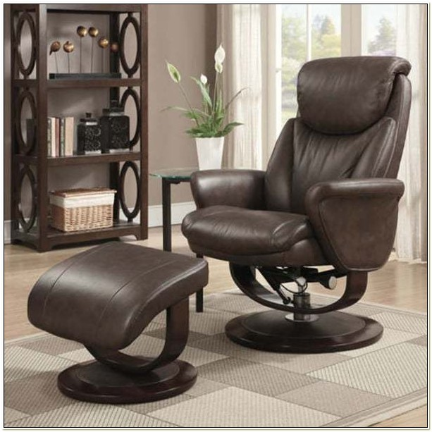 Lazy Boy Executive Reclining Chair And Ottoman