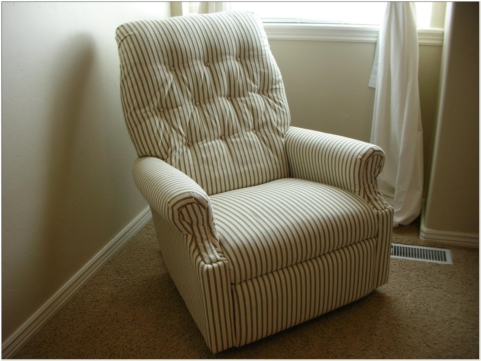Lazy Boy Wing Chair Recliner Slipcovers