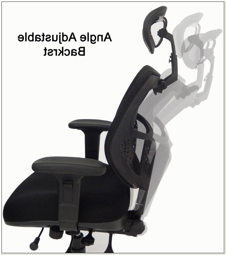 Leap Chair Headrest Attachment