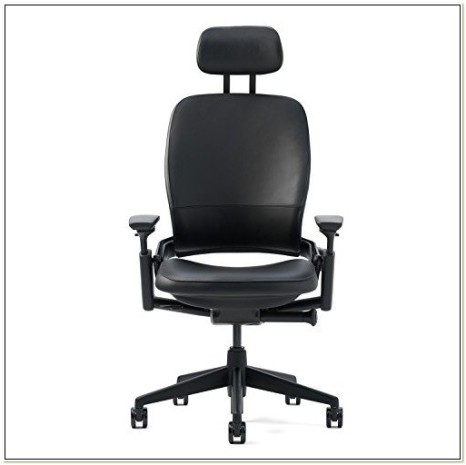 Leap Chair With Headrest