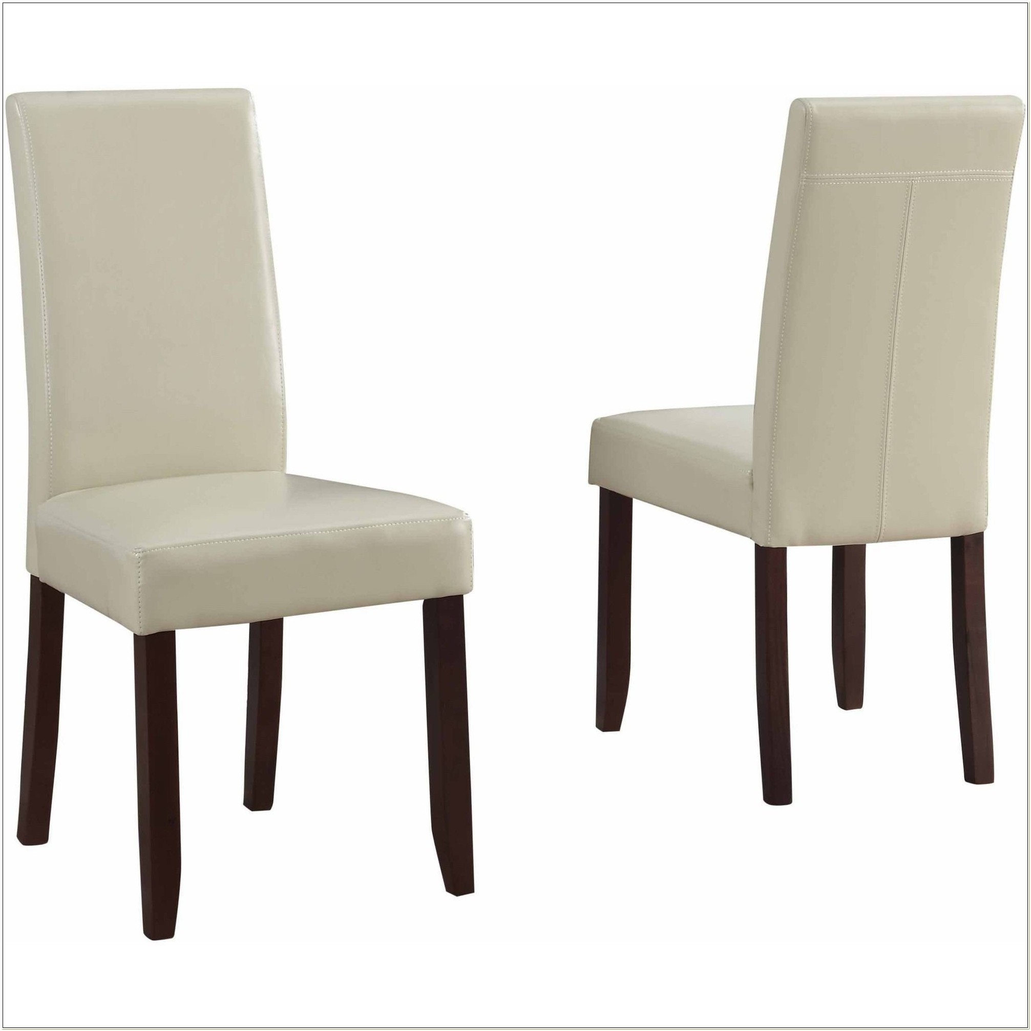 Leather Dining Room Chairs Walmart