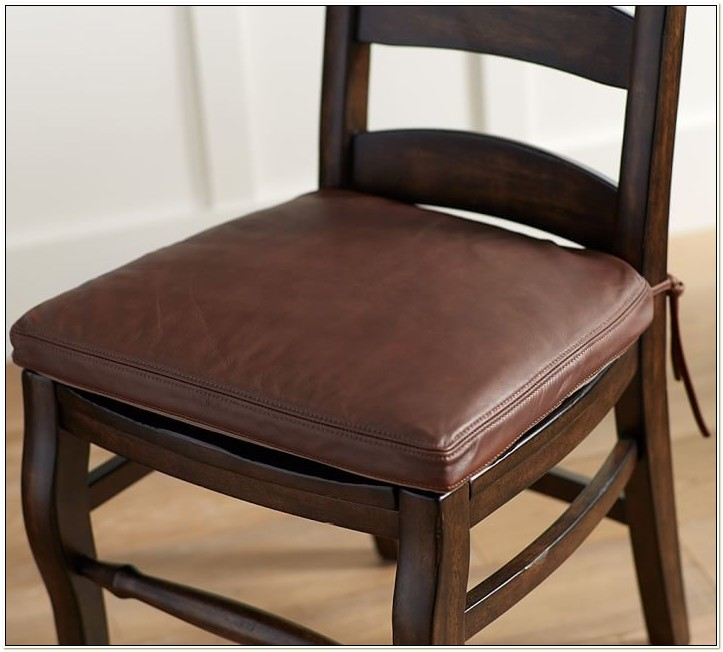 Leather Seat Cushions For Dining Chairs