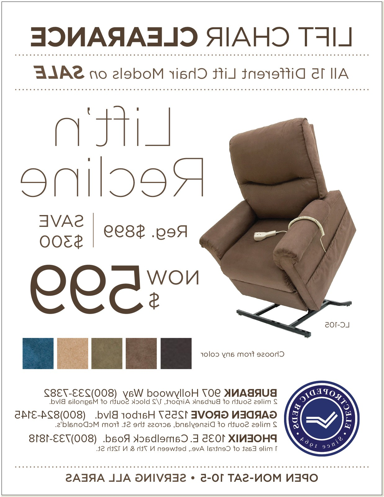 Lift Chairs For Elderly Melbourne