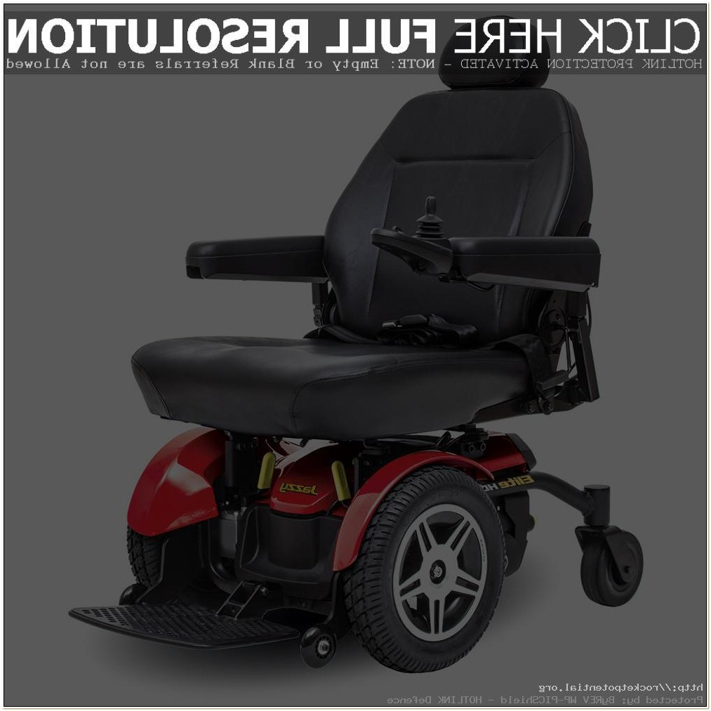 Lifts For Jazzy Power Chairs