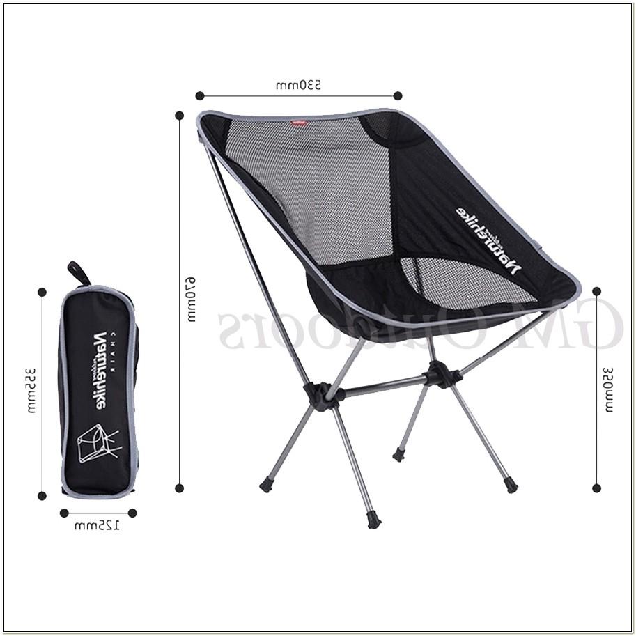 Lightweight Folding Chairs Hiking