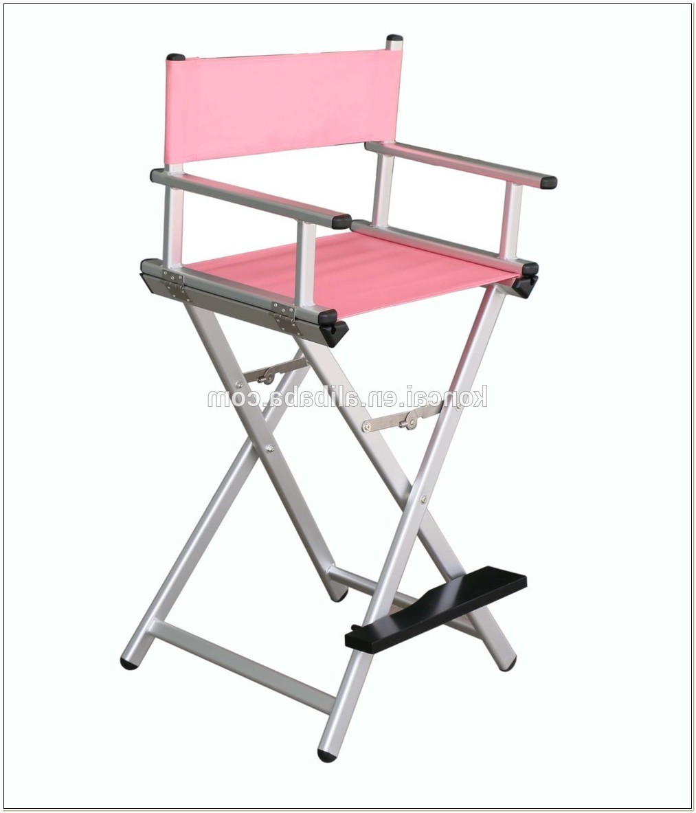 Lightweight Portable Directors Chair