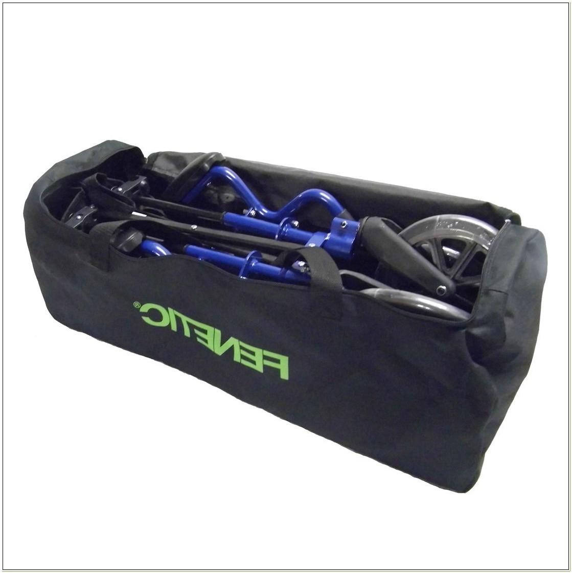 Lightweight Wheelchair In A Bag