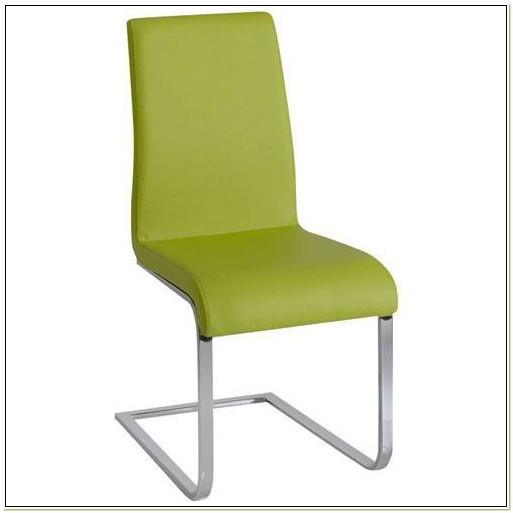 Lime Green Leather Dining Room Chairs