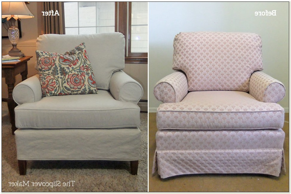 Linen Slipcovers For Club Chairs