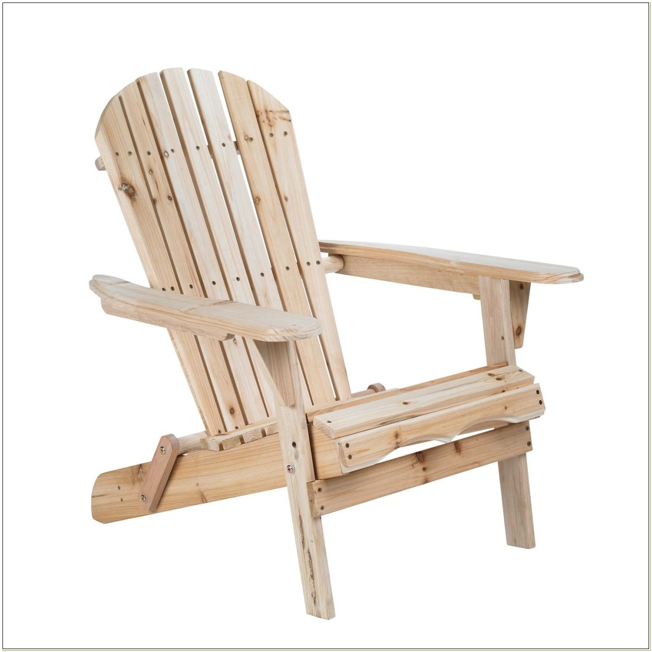 Living Accents Folding Adirondack Chair Assembly Instructions
