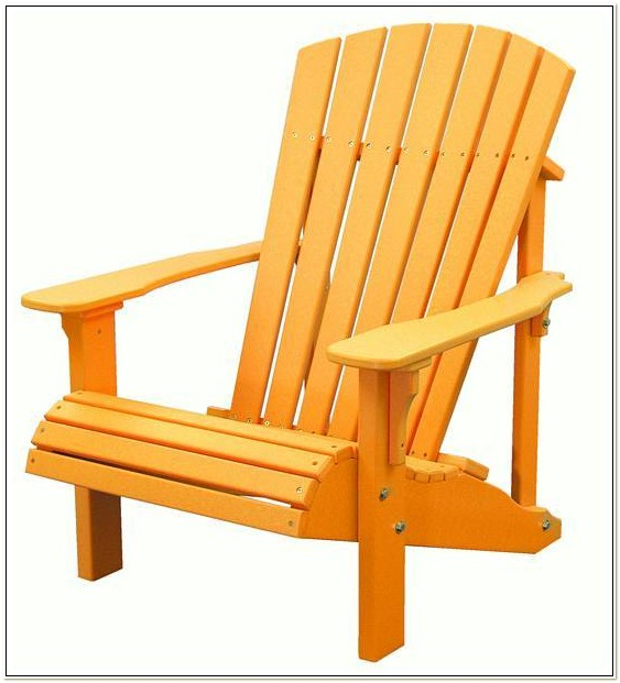 Living Accents Folding Adirondack Chair Instructions