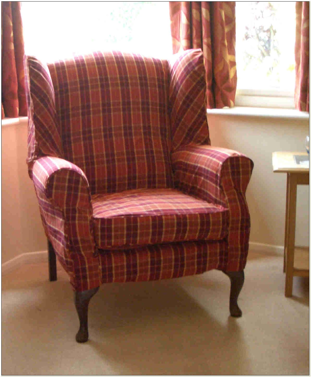 Loose Covers For Wingback Chairs