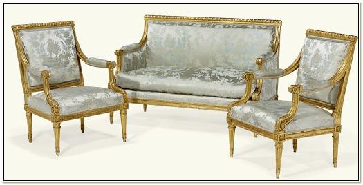 Louis Xvi Chair Reproduction