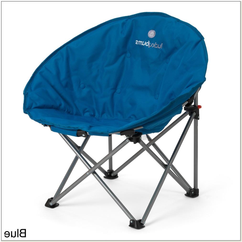 Lucky Bums Youth Medium Moon Camp Chair