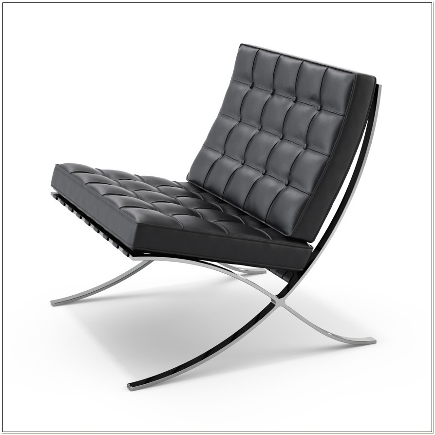 Ludwig Mies Van Der Rohe Chairs
