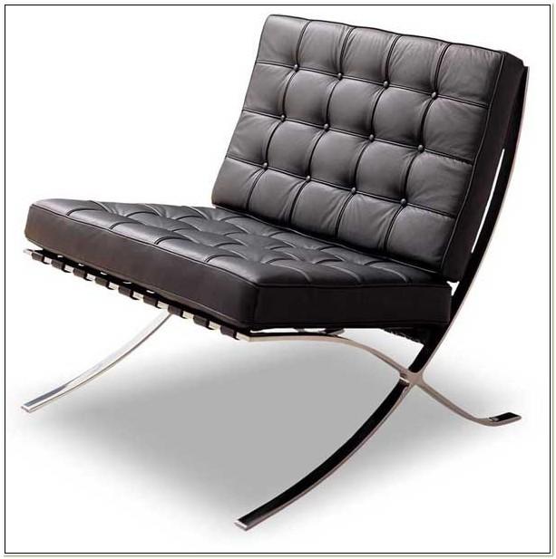 Ludwig Mies Van Der Rohe Furniture Characteristics