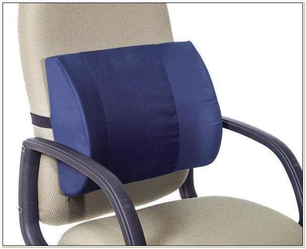 Lumbar Back Support Chair Cushion