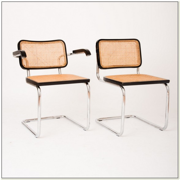 Marcel Breuer Dining Chairs