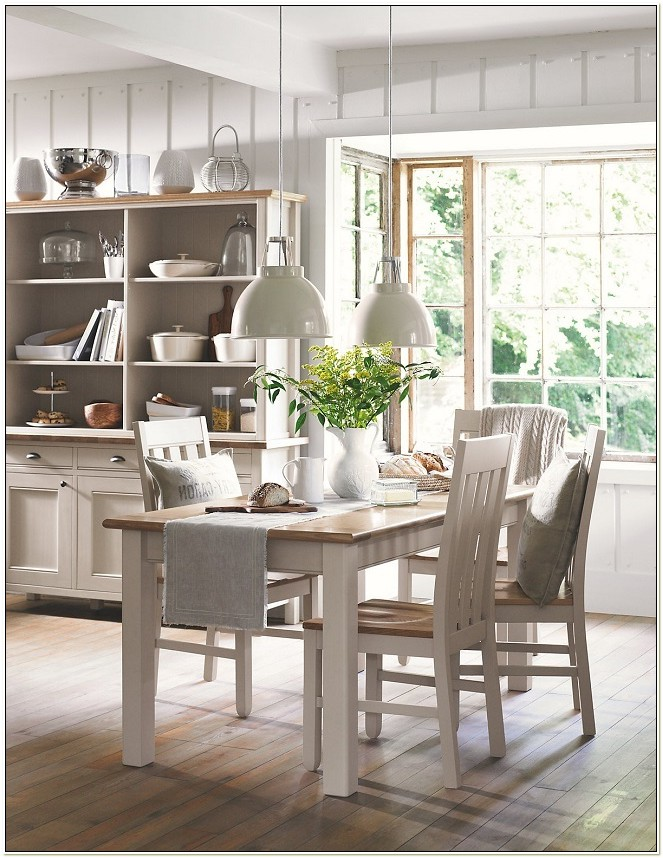 Marks And Spencer Dining Table Set