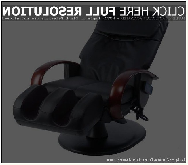 Massage Chair Sharper Image