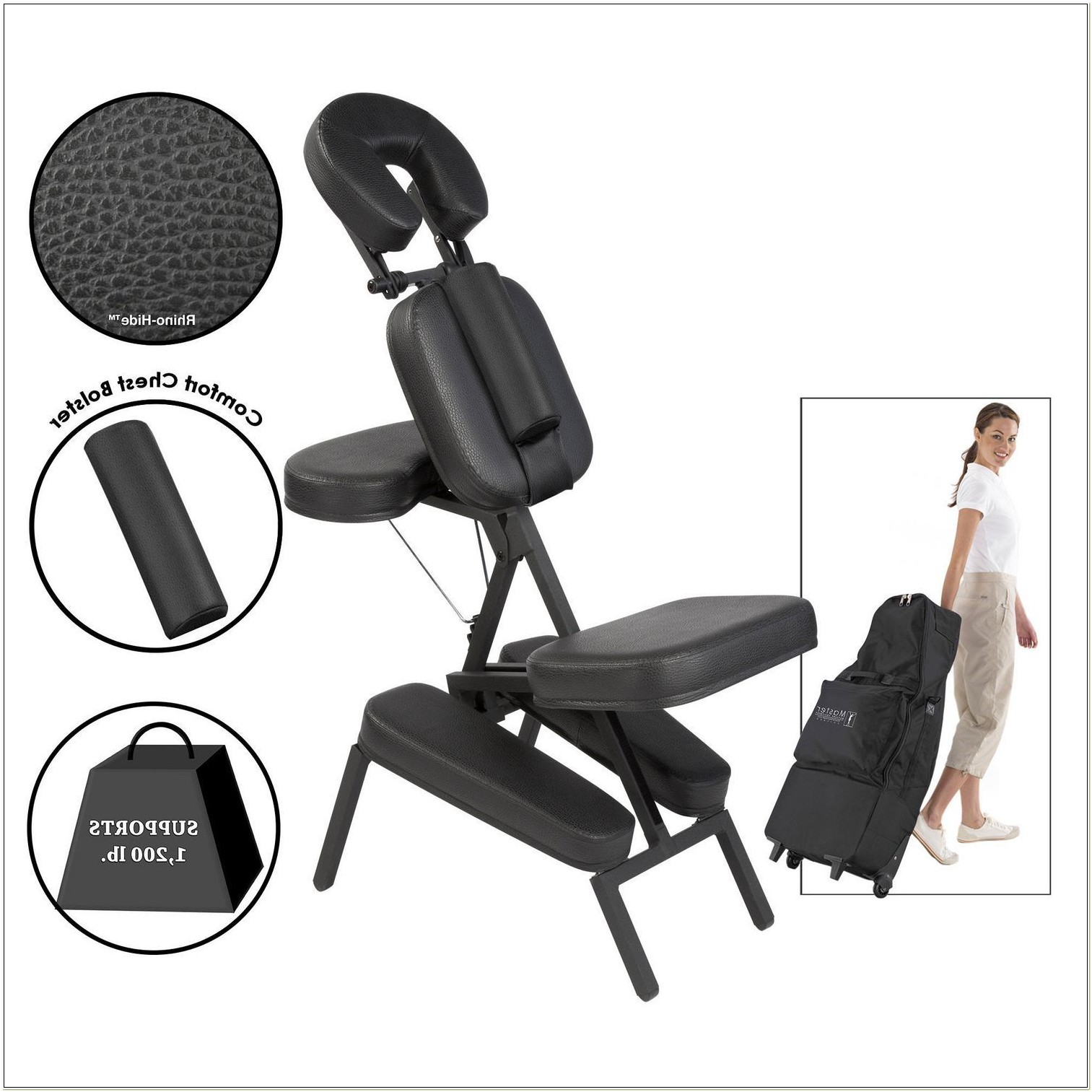 Master Apollo Portable Massage Chair