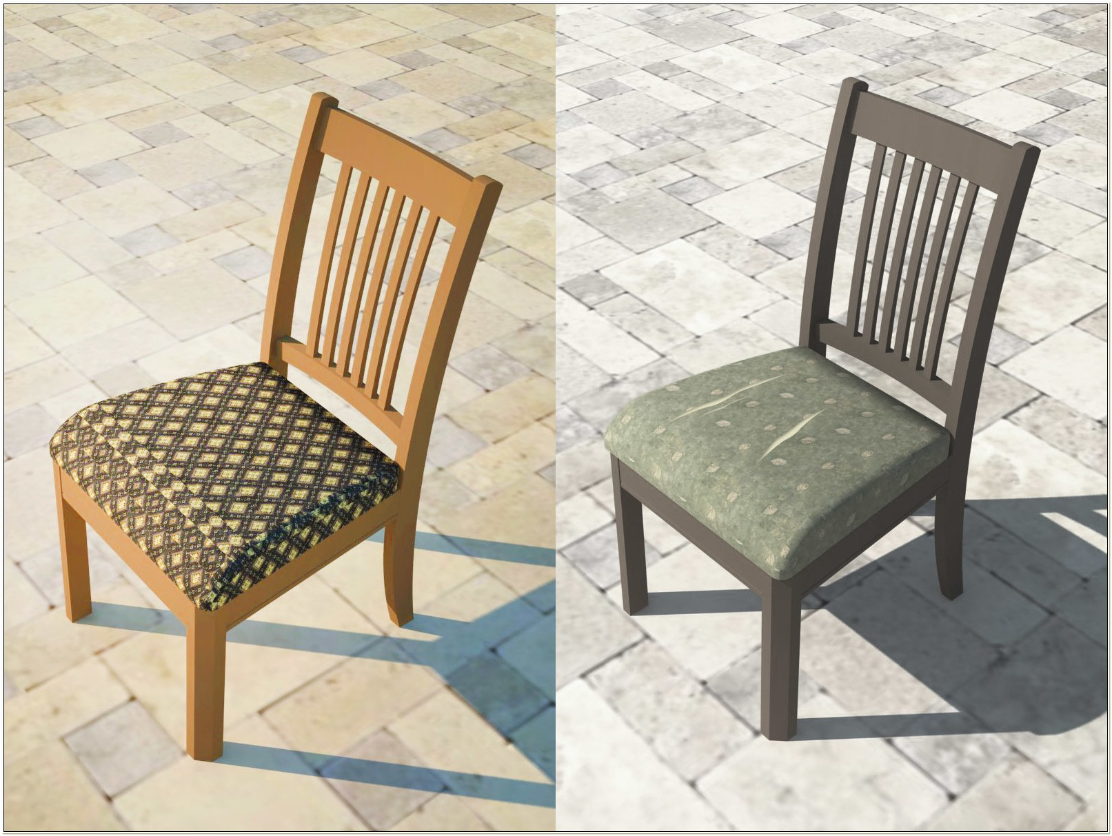 Material Is Used To Upholster Chairs