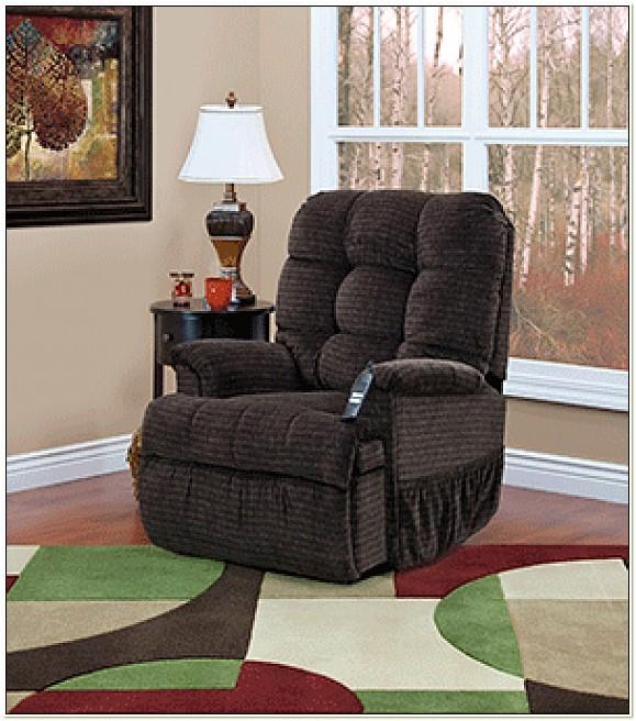 Med Lift 5555 Sleeper Reclining Lift Chair