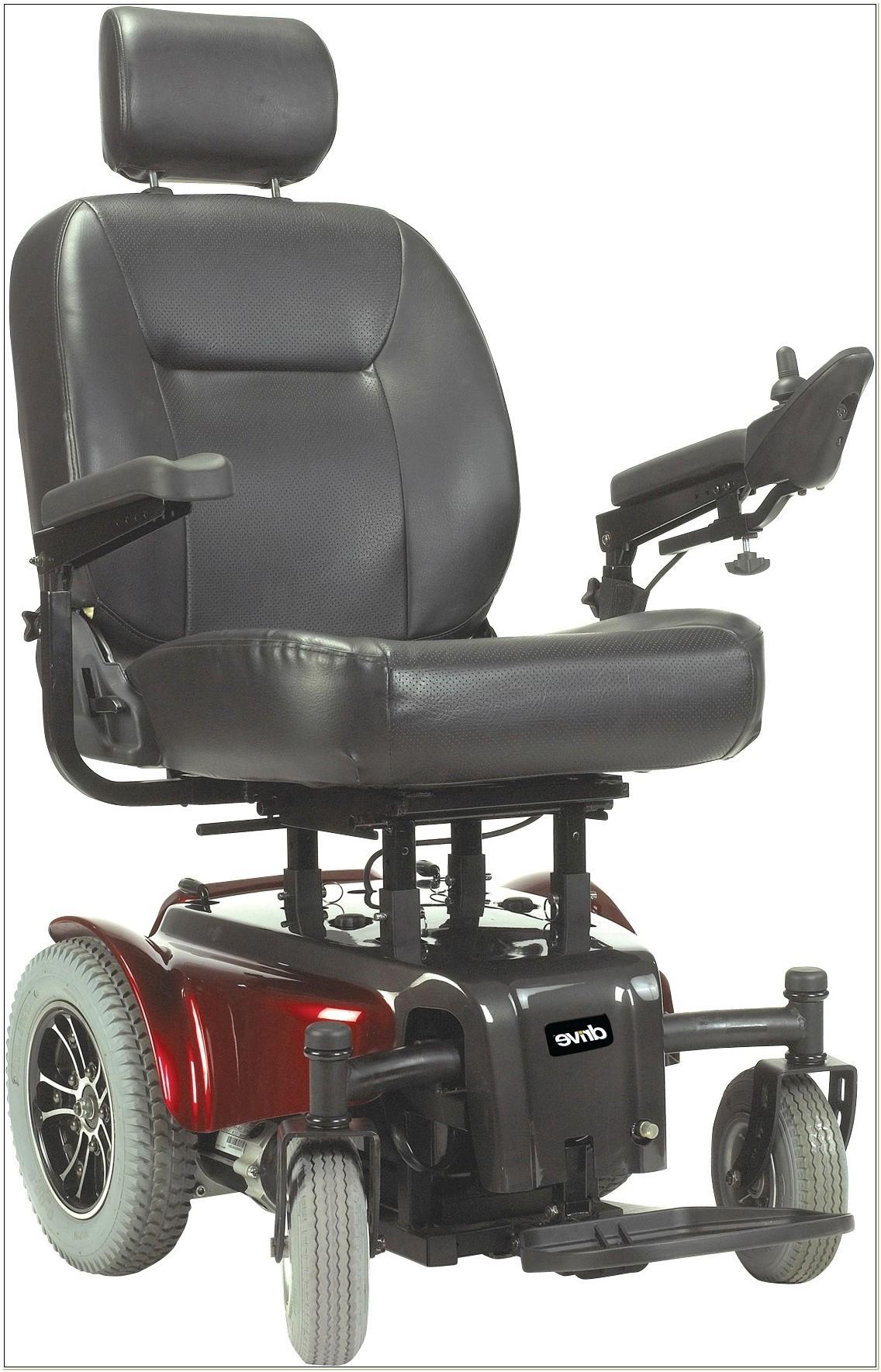 Medalist Heavy Duty Power Chair