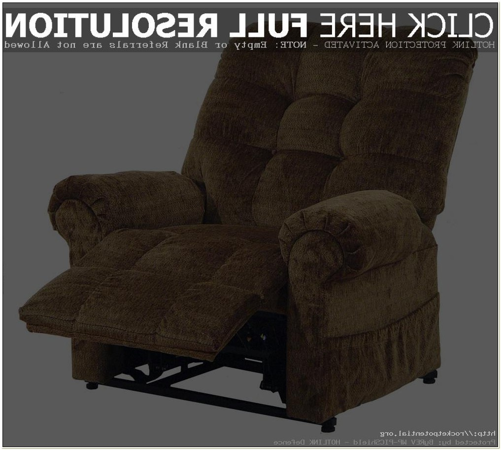 Medicare And Lift Recliner Chairs