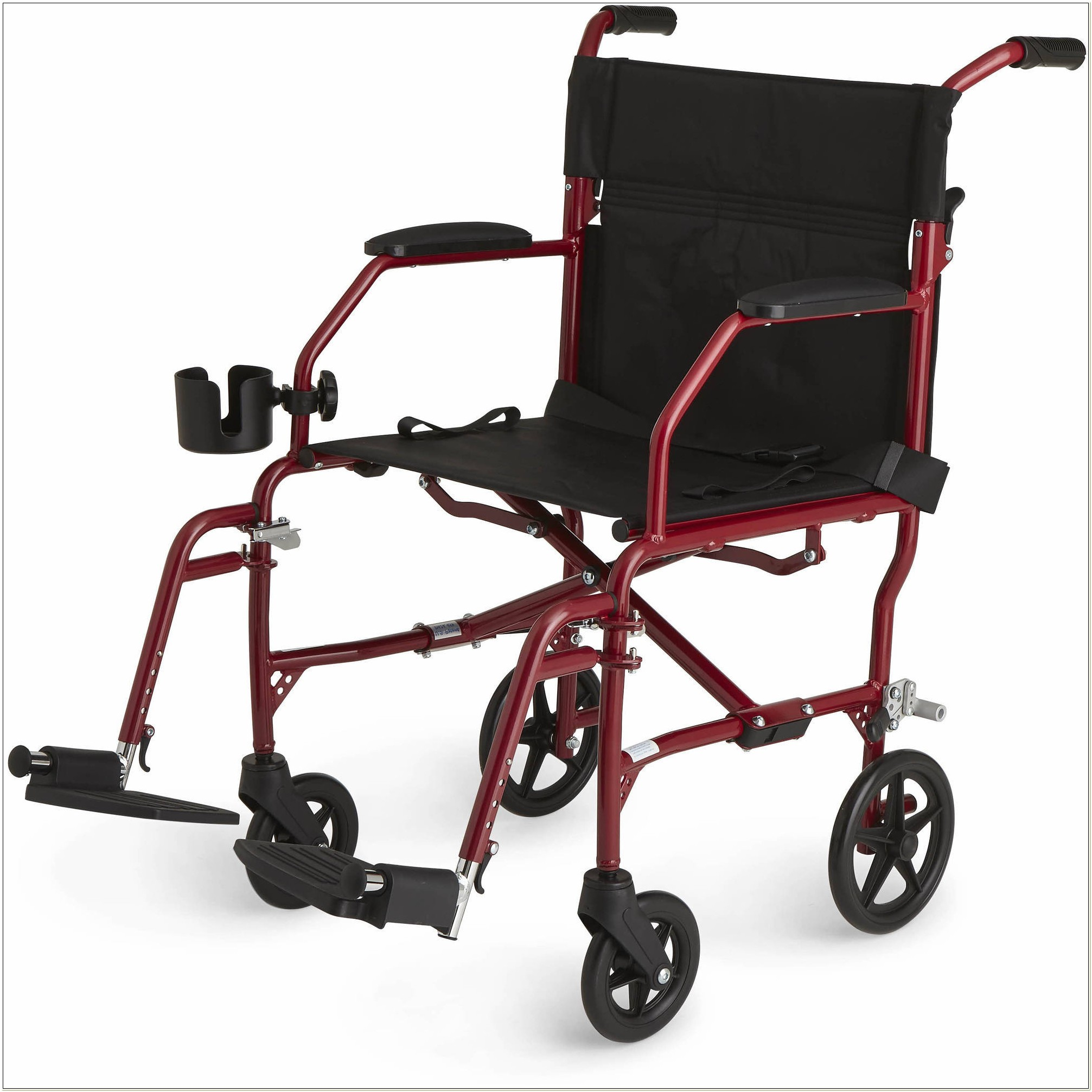 Medline Ultra Lightweight Transport Chair