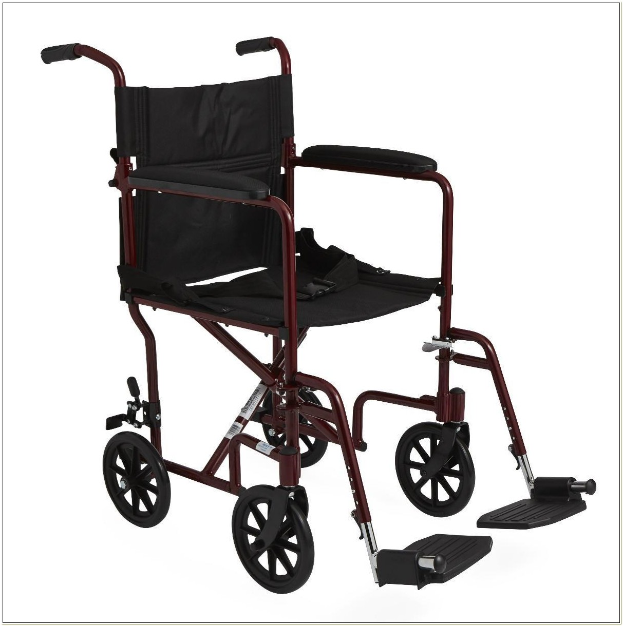 Medline Ultralight Excel Transport Chair