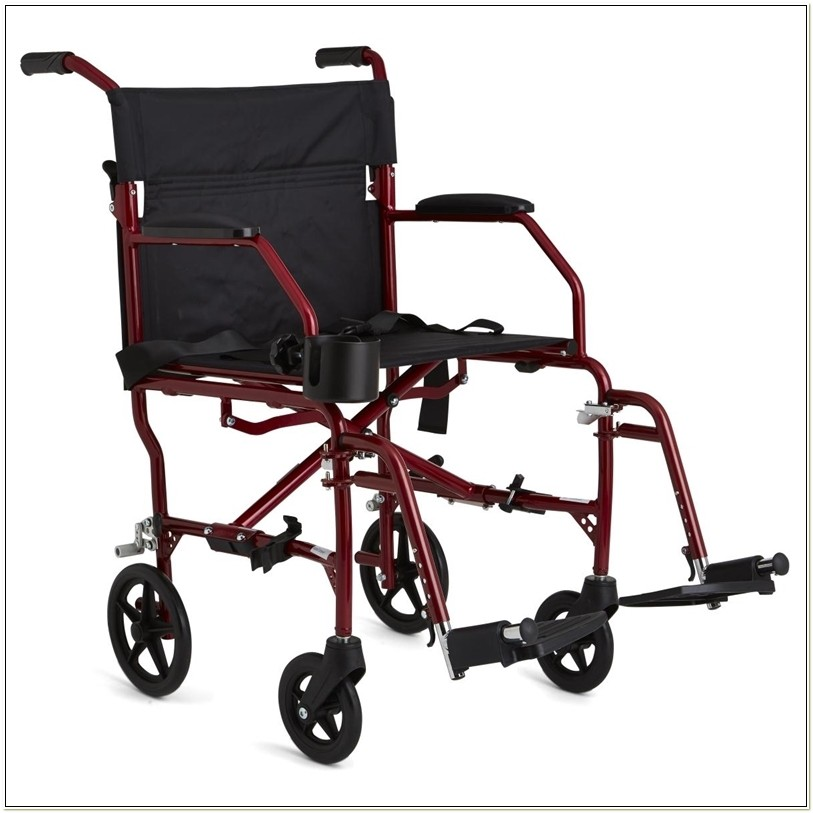 Medline Ultralight Freedom Transport Chair