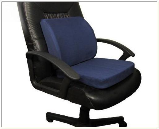 Memory Foam Lumbar Support Chair Cushion