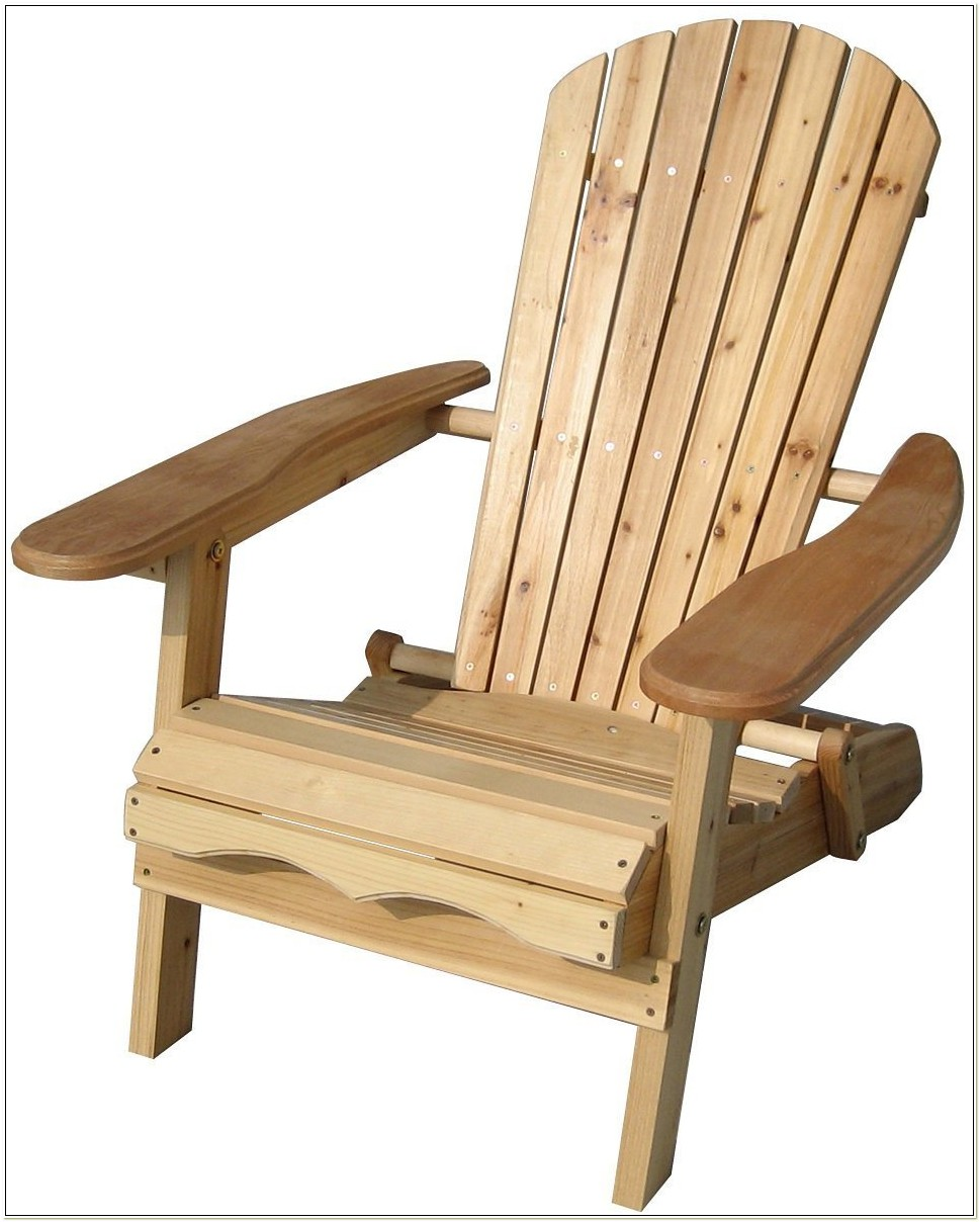 Merry Garden Reclining And Folding Adirondack Chair