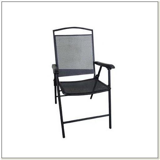 Mesh Folding Patio Chairs
