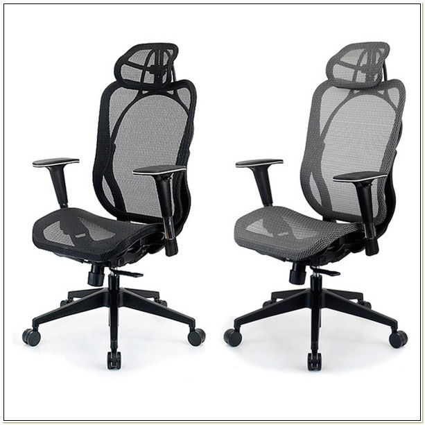Mesh Seat Executive Office Chair