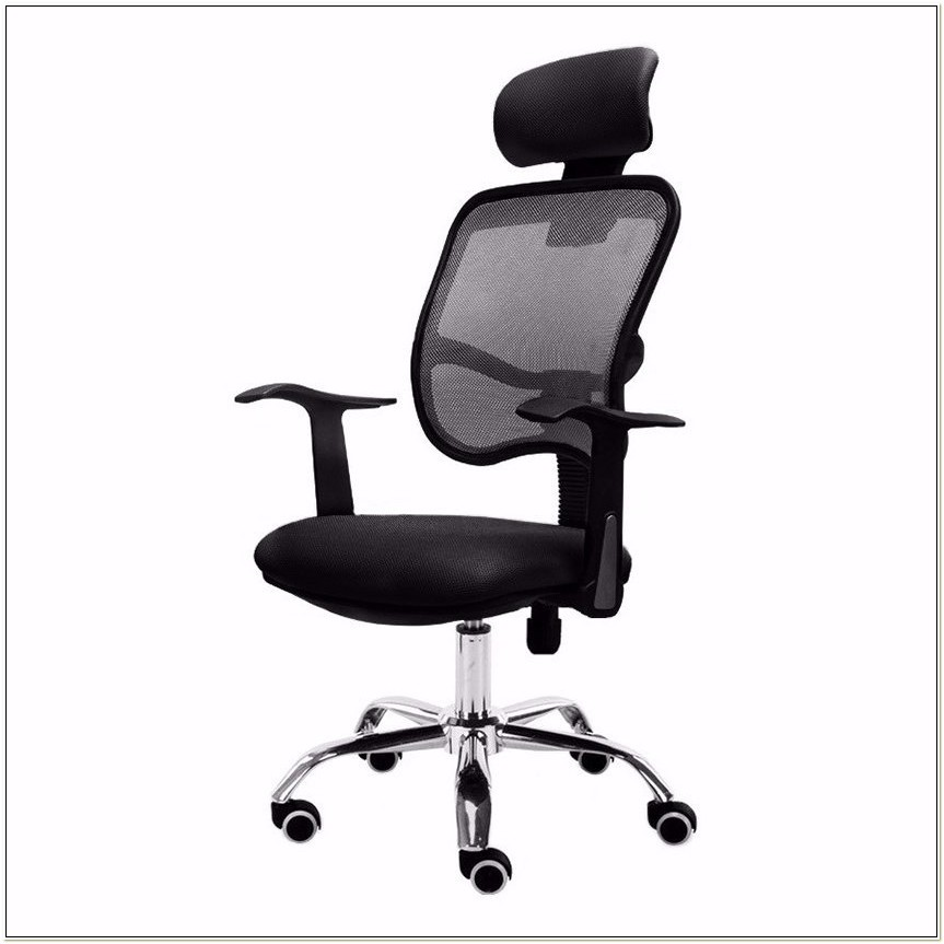 Mesh Swivel Office Chair Black