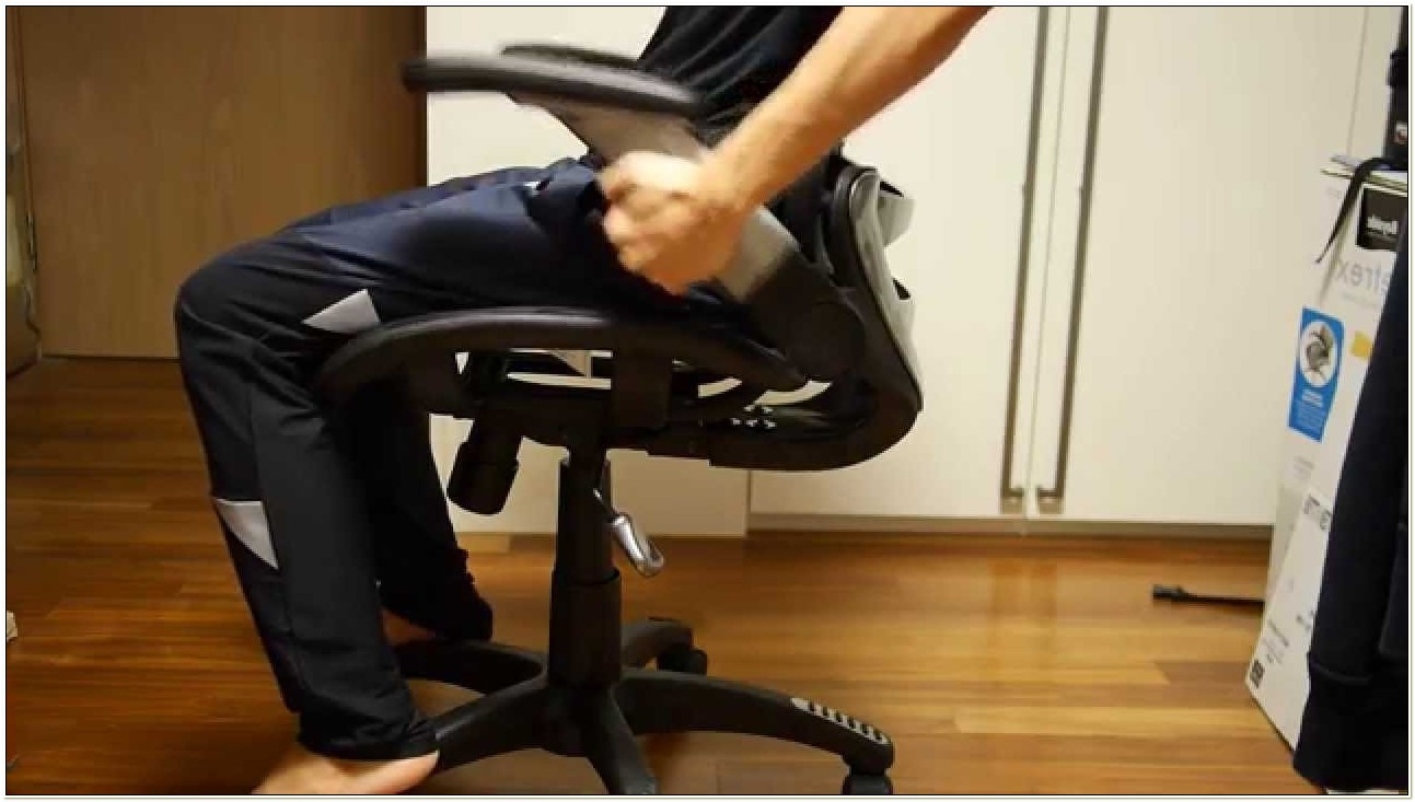 Metrex Mesh Office Chair Model Corc 7